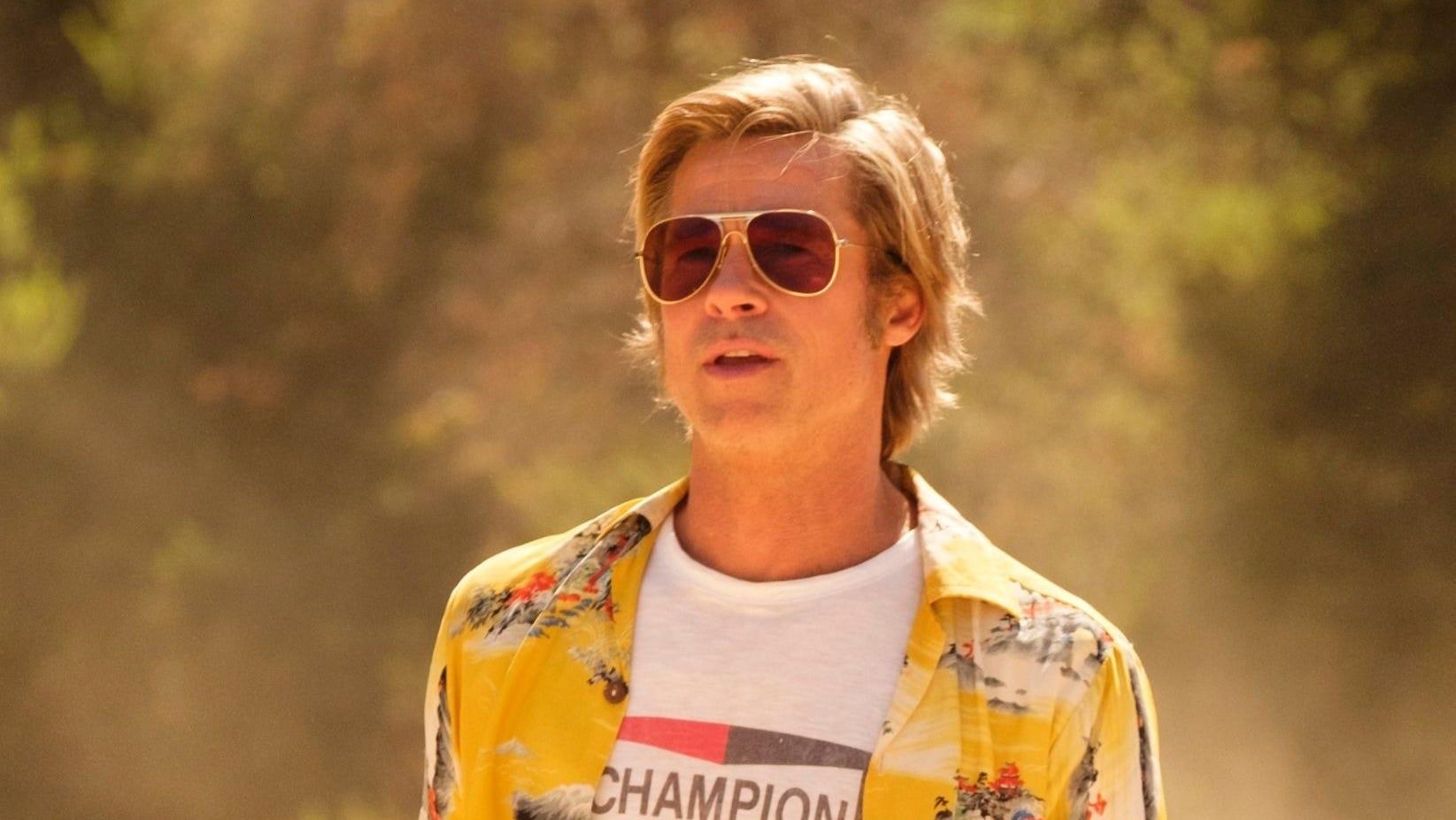 Brad Pitt fez 95% de suas cenas de ação em Bullet Train
