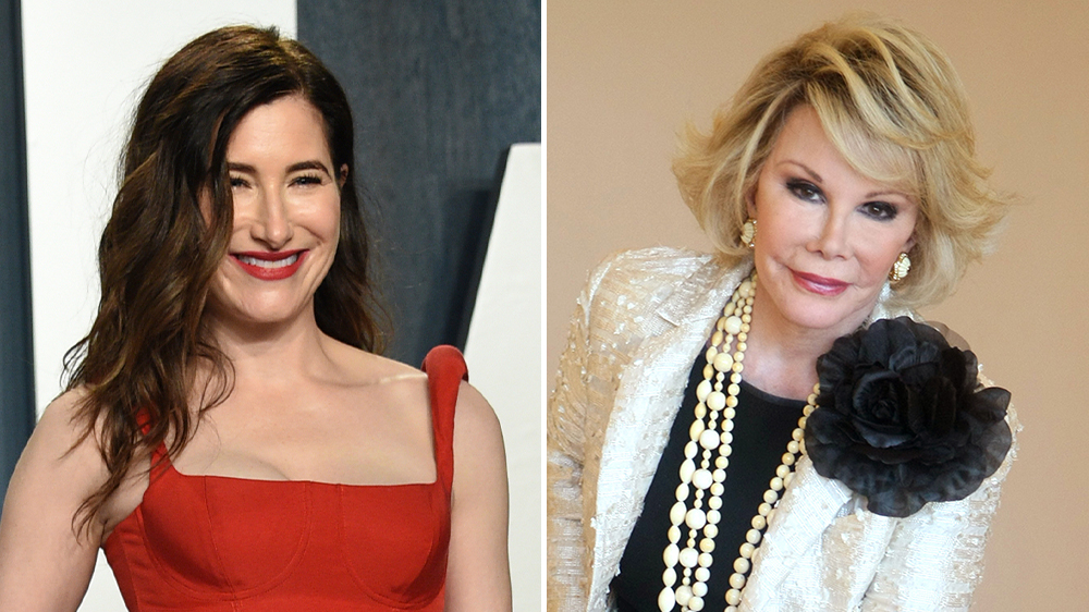Kathryn Hahn viverá Joan Rivers em nova minissérie do Showtime