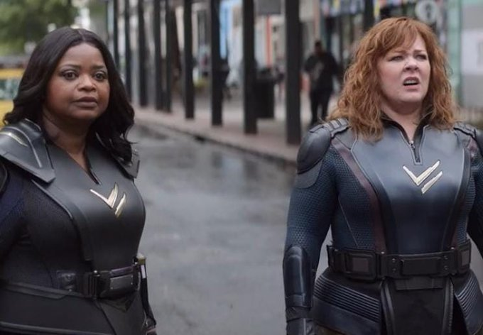 Netflix divulga primeiro trailer de Esquadrão Trovão, filme estrelado por Octavia Spencer e Melissa McCarthy