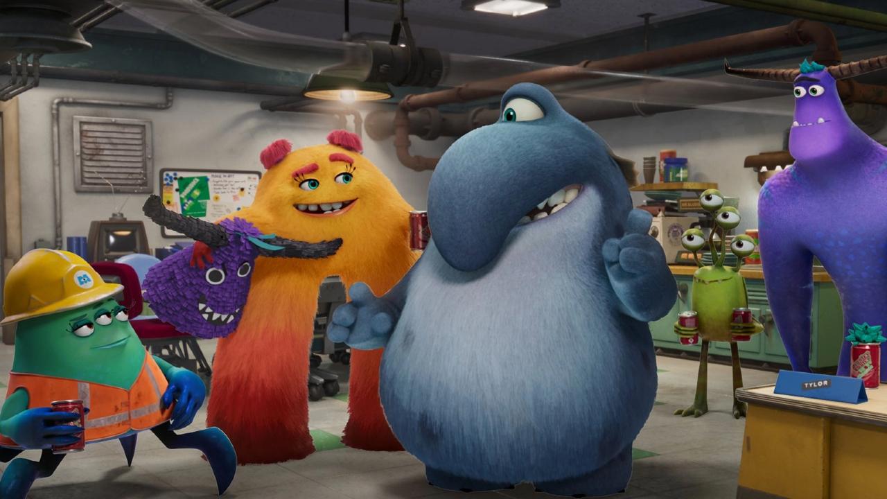 Monsters at Work, série de Monstros S.A., ganha primeiro teaser