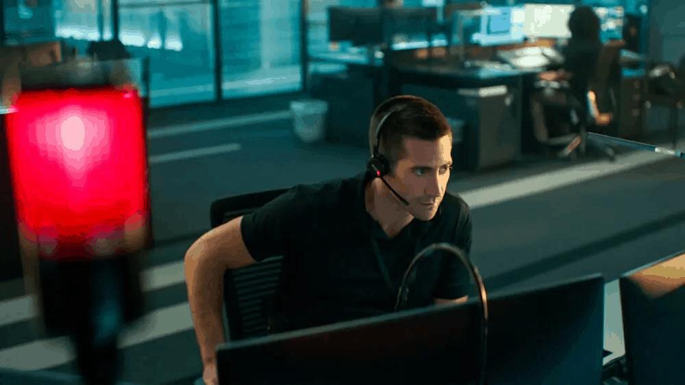 Jake Gyllenhaal fala sobre o processo de filmagens de The Guilty, novo filme da Netflix