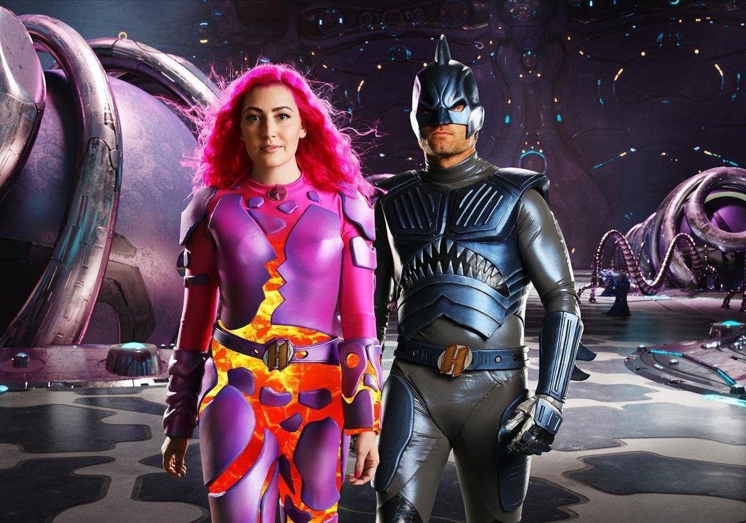 Netflix divulga teaser de We Can Be Heroes