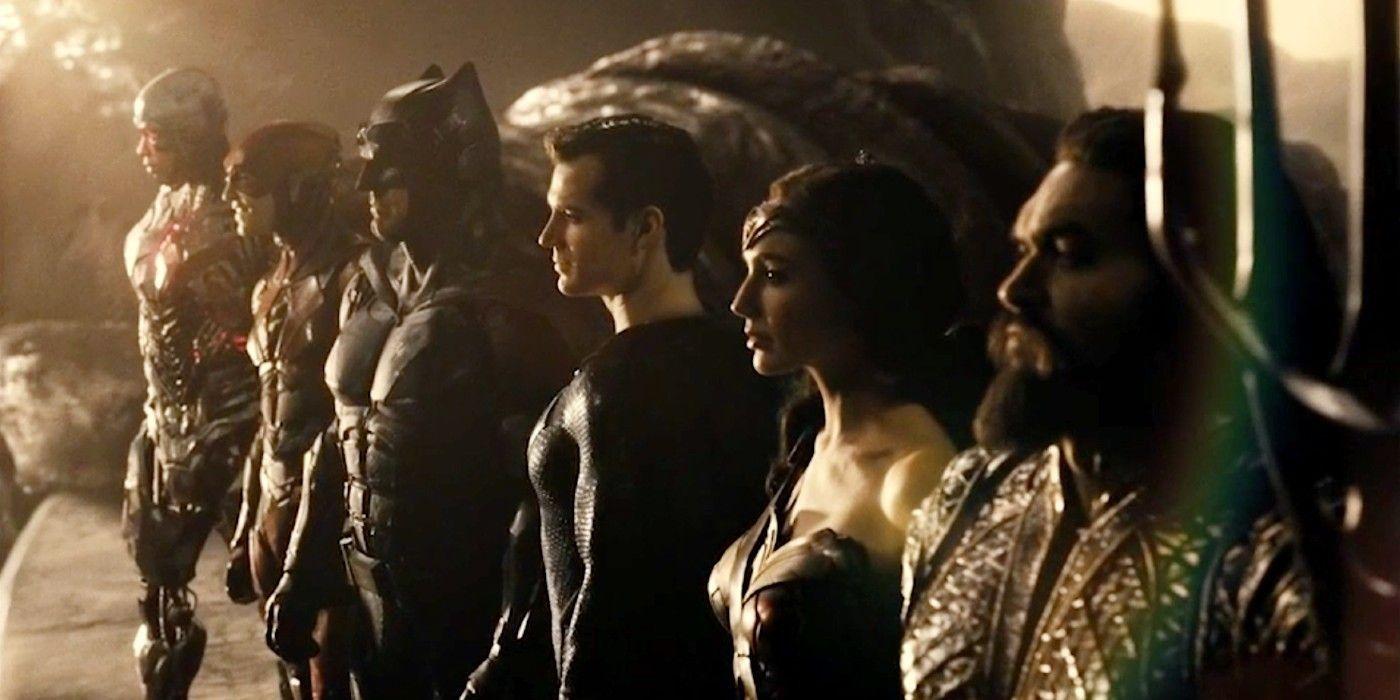 Liga da Justiça de Zack Snyder estreia em março no HBO Max