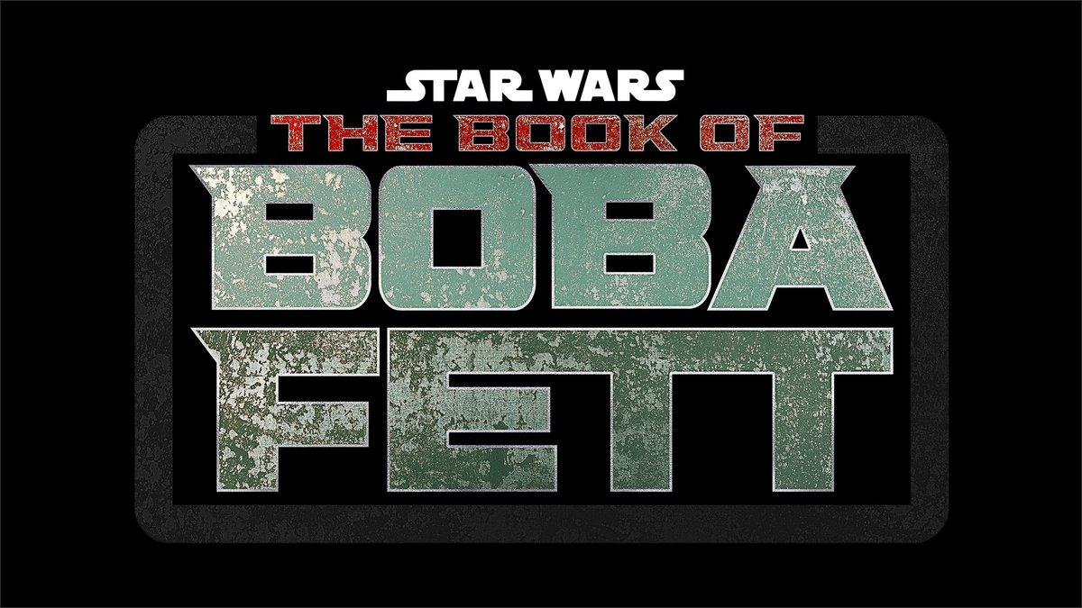 Book of Boba Fett, nova série do Disney+, ganha logo e detalhes oficial