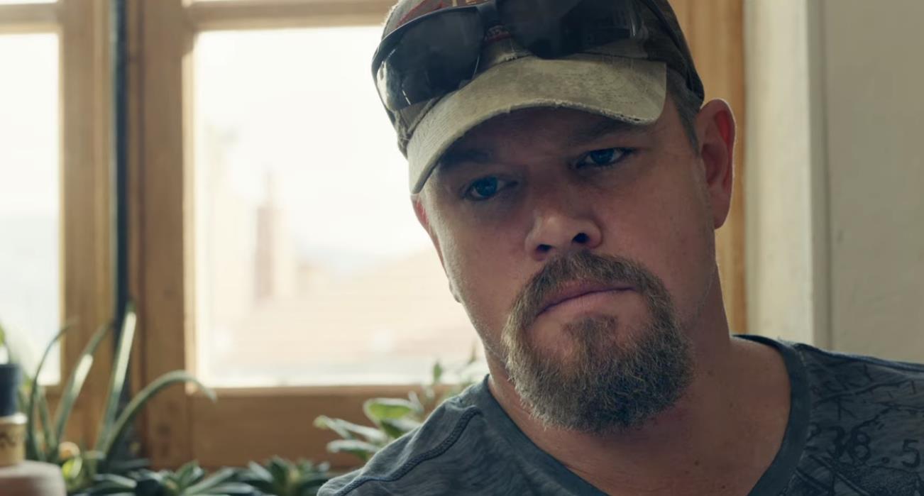 Matt Damon investiga assassinato no primeiro trailer de Stillwater