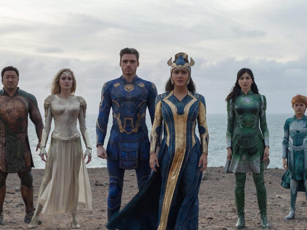 Eternos ganha novo teaser pela Marvel Studios
