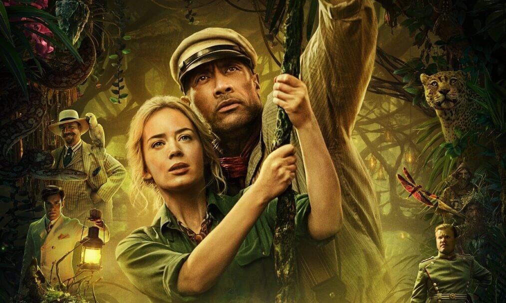 Jungle Cruise será lançado simultaneamente nos cinemas e Disney+ Premier Access