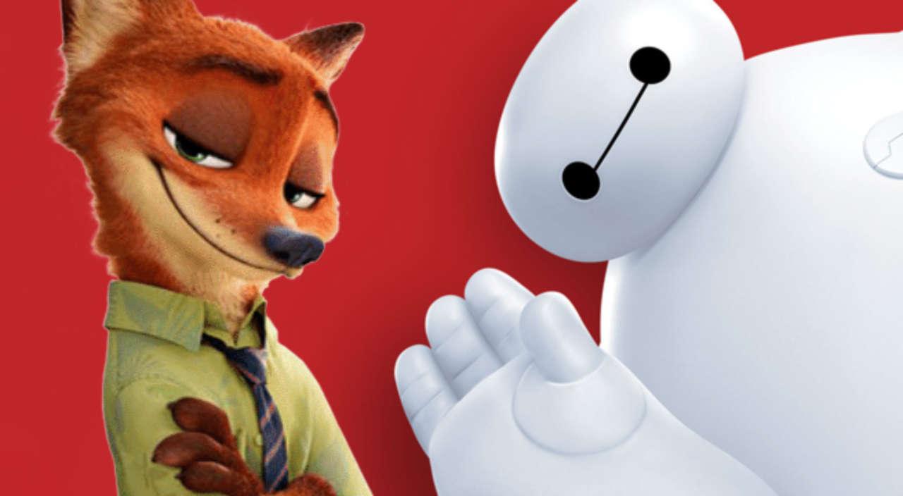 Disney Animation anuncia séries de Operação Big Hero, Zootopia e Moana
