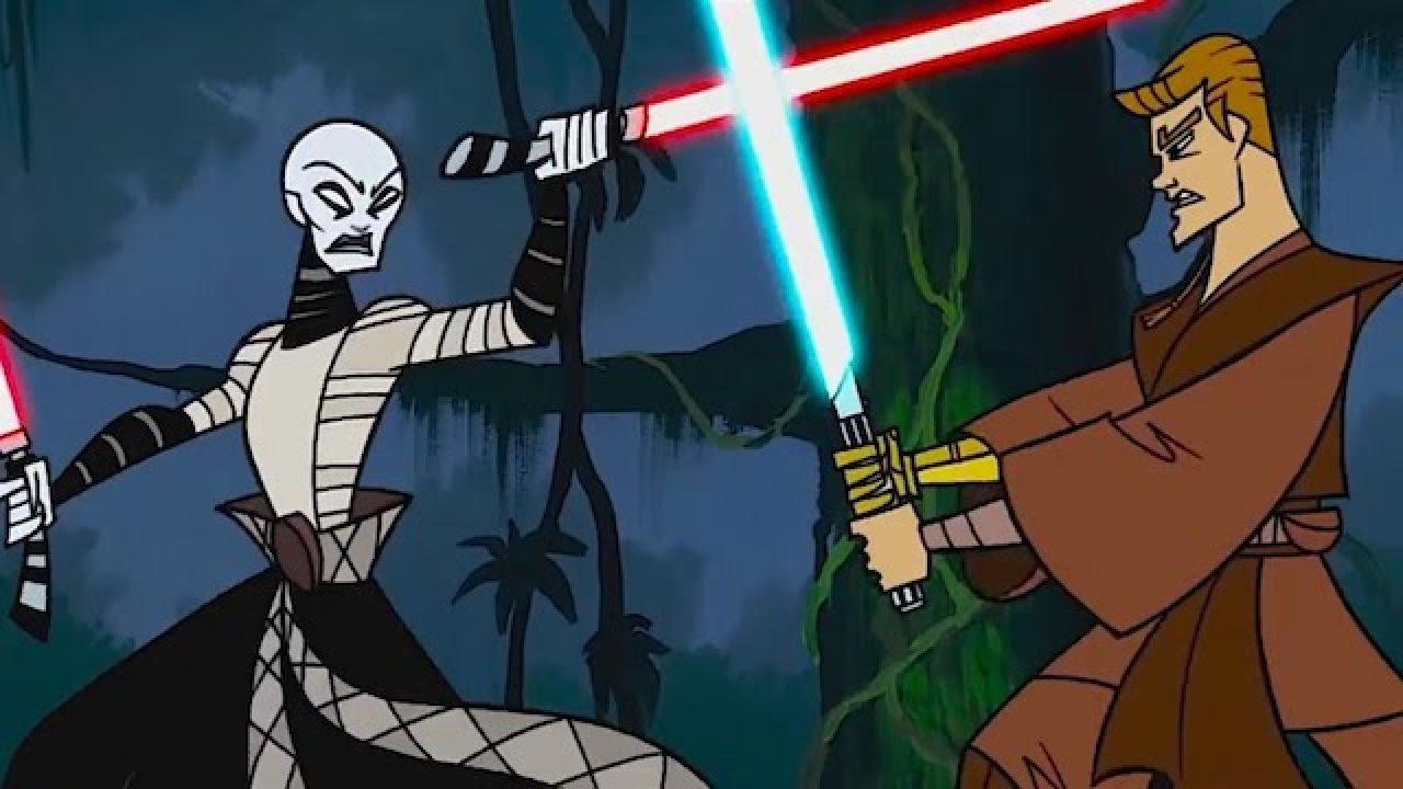 Star Wars: Clone Wars de Genndy Tartakovsky entra no Disney+ em abril nos EUA
