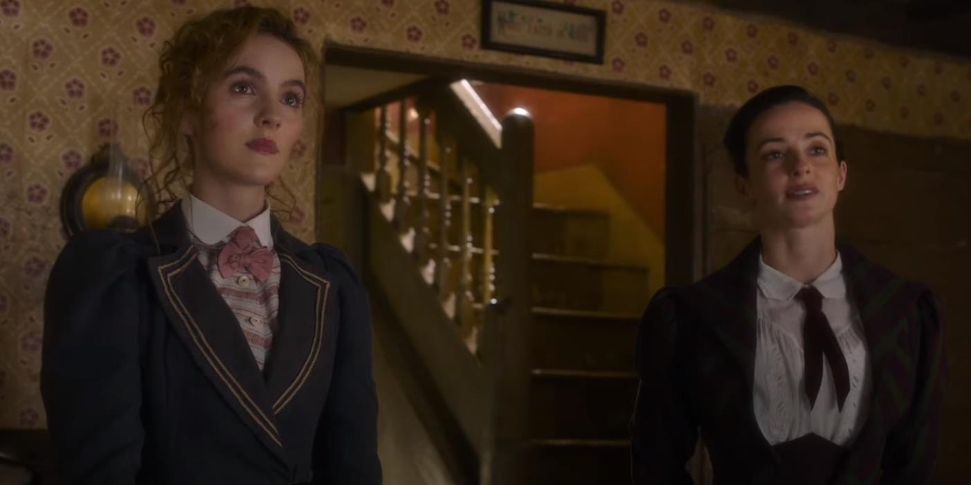 Assista ao primeiro trailer de The Nevers, série de heroínas da HBO