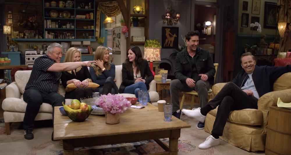 Friends: The Reunion - 5 coisas que faltaram no especial