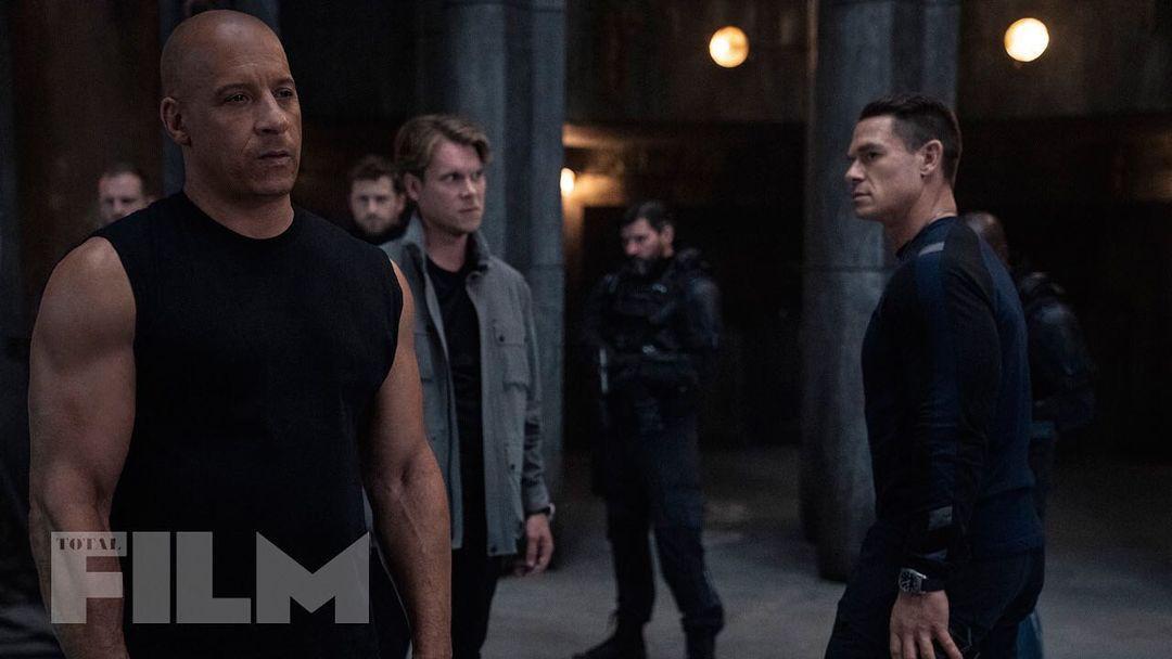 Nova imagem de Velozes e Furiosos 9 traz Vin Diesel e John Cena