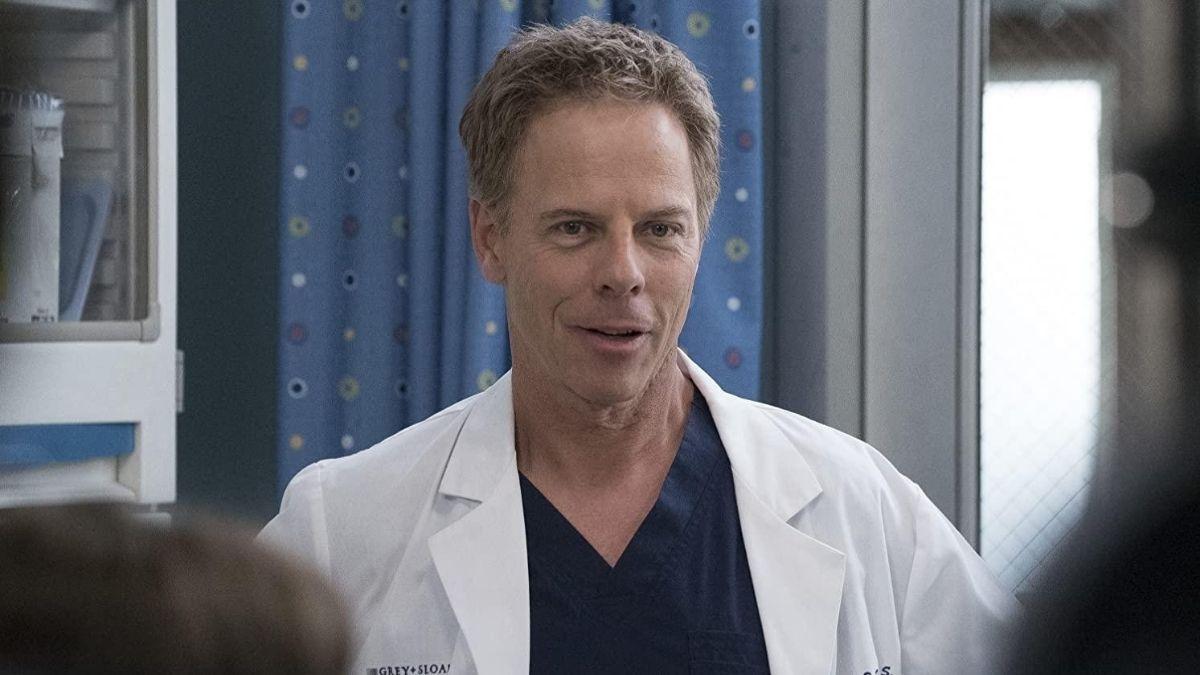 Greg Germann deixa o elenco de Grey's Anatomy