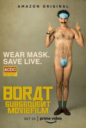Borat 2: Fita de Cinema Seguinte